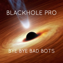 Blackhole Pro - Trap Bad Bots