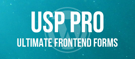USP Pro: User Submitted Posts