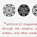 [ art{space} magazine ]