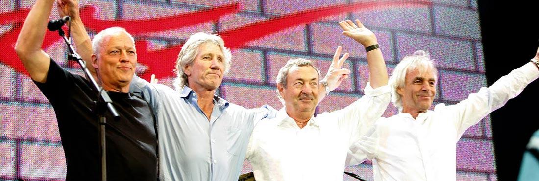 [ Pink Floyd 2005 Reunion ]