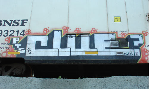 [ Imported Graffiti Art (1/3) ]