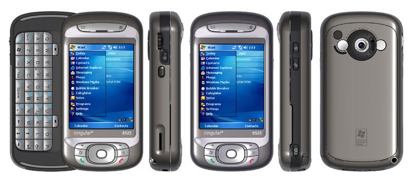 [ Image: HTC 8525 ]
