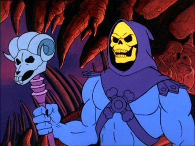 [ Image: Skeletor Blocks a Move ]
