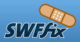 [ Image: SWFfix Logo ]
