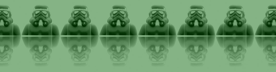 [ 3G Stormtroopers (Green Machine) ]