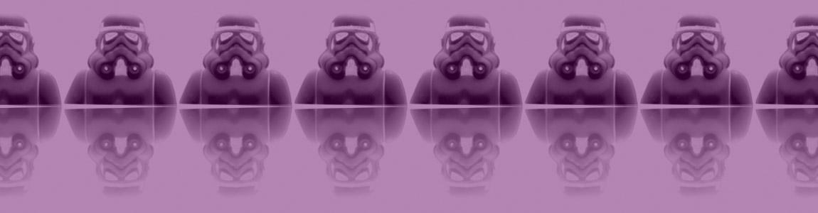 [ 3G Stormtroopers (Deep Purple) ]