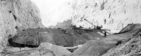 [ Building the Hoover Dam, Part 1 ]