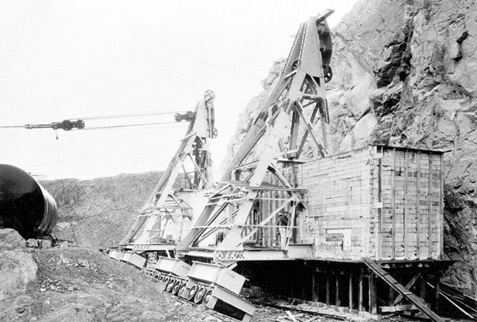 [ Building the Hoover Dam, Part 2 ]