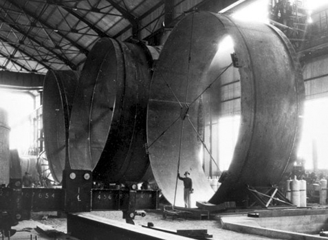 [ Building the Hoover Dam, Part 5 ]