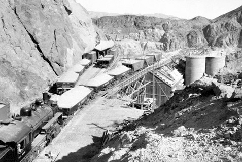 [ Building the Hoover Dam, Part 6 ]
