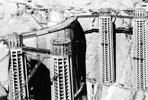 [ Building the Hoover Dam, Part 9 ]