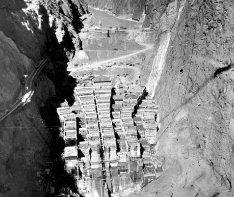 [ Building the Hoover Dam, Part 10 ]