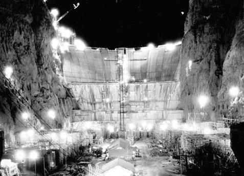 [ Building the Hoover Dam, Part 11 ]