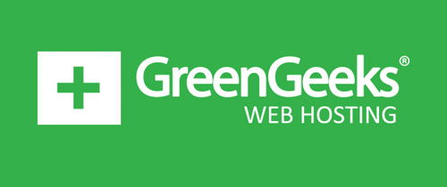 [ Logo: GreenGeeks Hosting ]