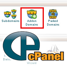[ cPanel Addon-Domain Fix ]