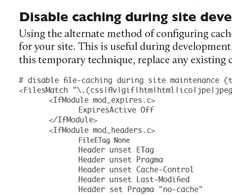[ .htaccess made easy - footer area ]