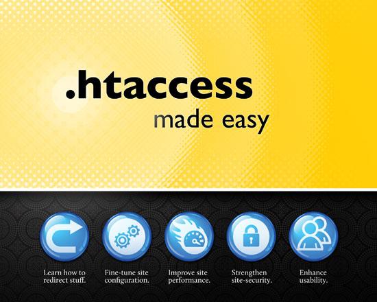 [ .htaccess made easy ]