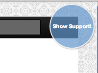 [ Show Support Ribbon: displayed as badge ]