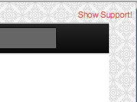 [ Show Support Ribbon: displayed as link ]