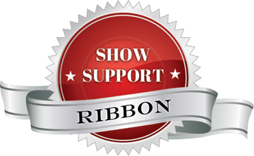 [ Show Support Ribbon ]