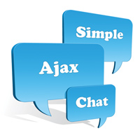 [ Simple Ajax Chat ]