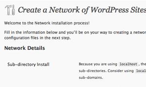 Set Up WordPress MultiSite on MAMP | Perishable Press