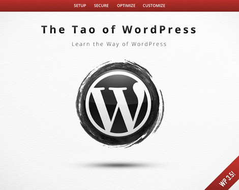 [ The Tao of WordPress ]