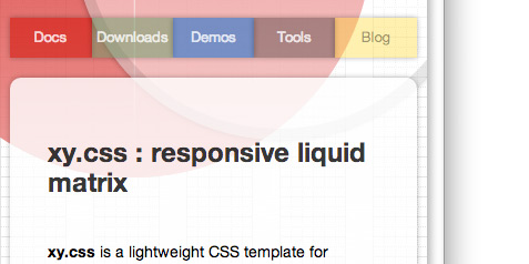 [ xyCSS.com - Responsive design ]