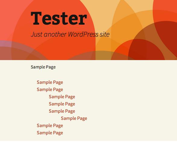 CSS Dropdown Menu in WordPress | Perishable Press