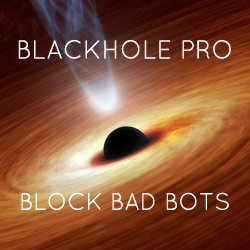 Blackhole Pro: Block Bad Bots
