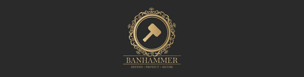 [ Banhammer - Banned Message ]
