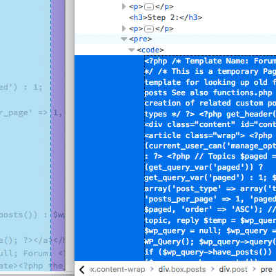 [ Screenshot showing the source code of the correct code ]