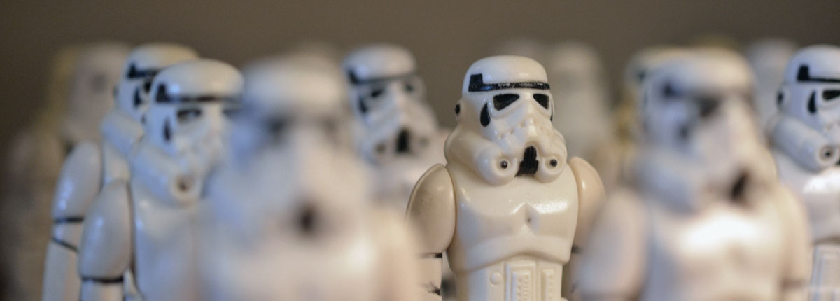 [ Obscure Stormtroopers ]