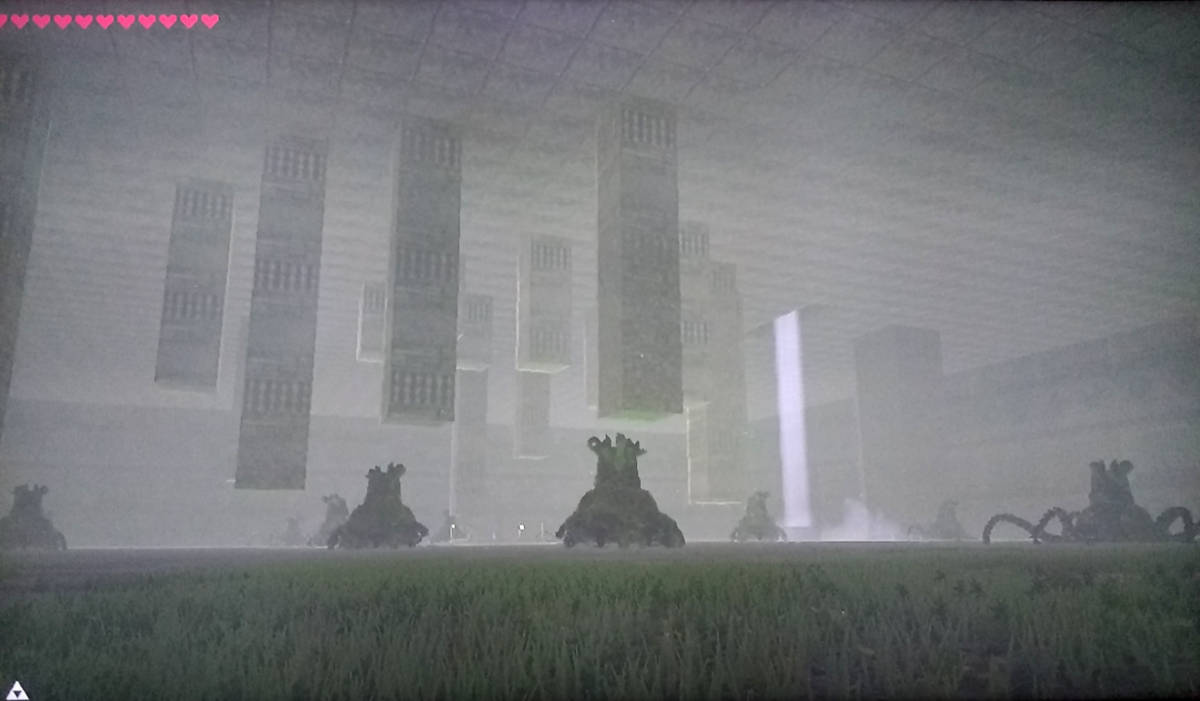 BotW Lomei Labyrinth